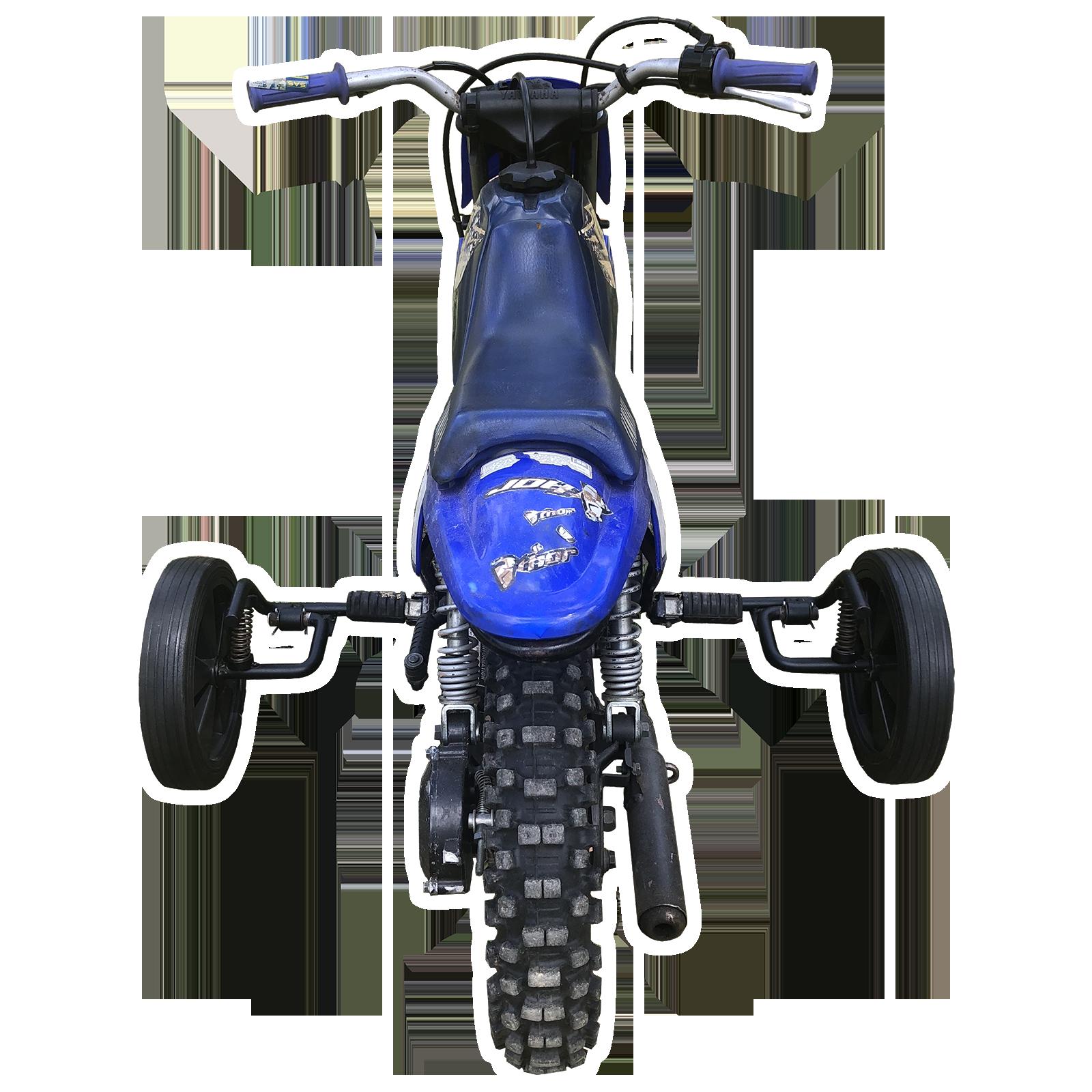suspension axle yamaha pw 50 springers training wheels. Black Bedroom Furniture Sets. Home Design Ideas